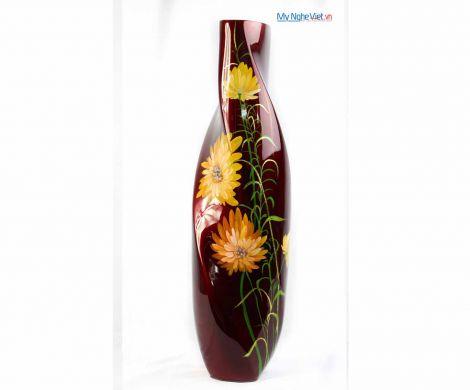 Lacquer vase MNV-LHSM04