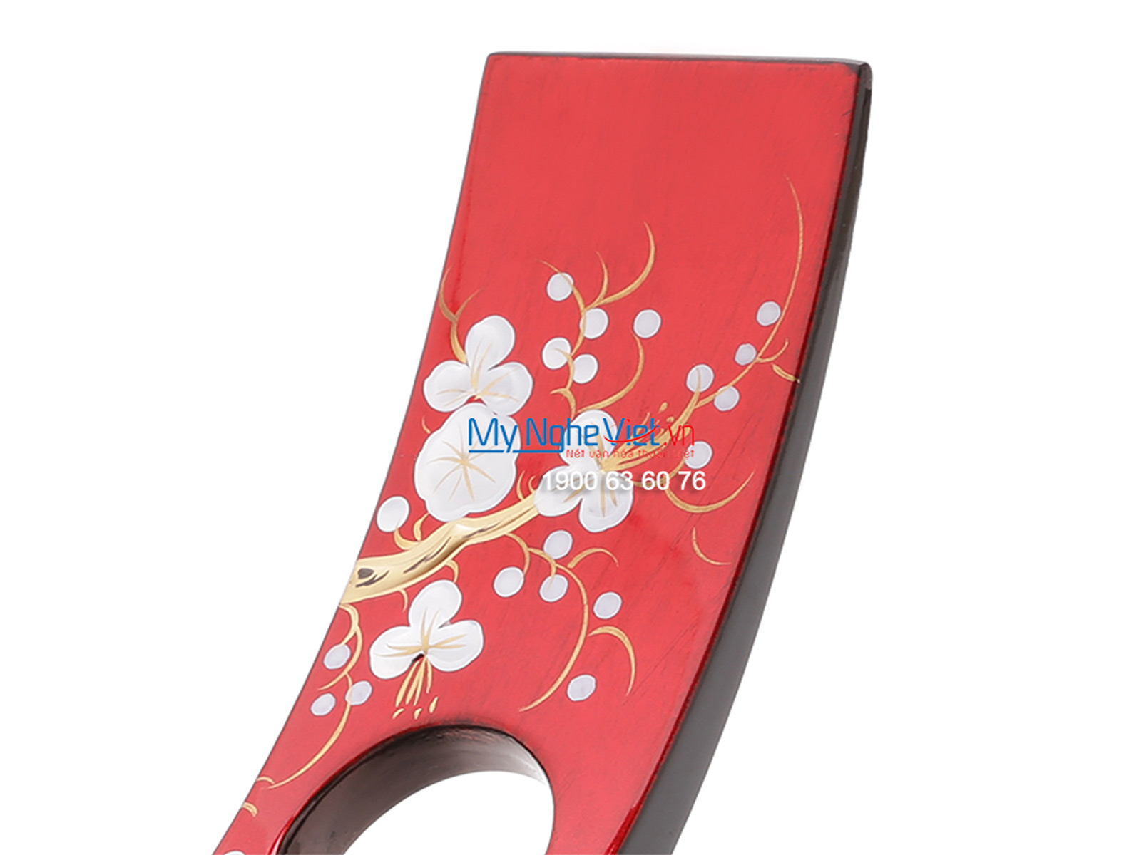 Flower Blooming Branches Lacquer Painting Wine Rack MNV-CRSM01/4