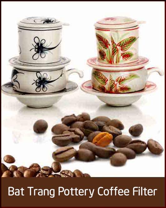 Coffee Filter - Ceramic Cup