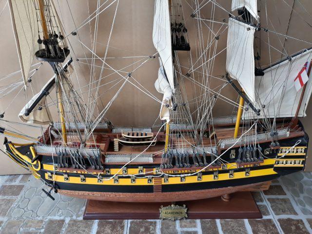Agamemno Ship model (Body 80cm) - MNV-TB36