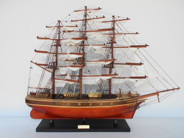 Cutty Shark Ship Model (Body 70cm) - MNV-TSCT70P