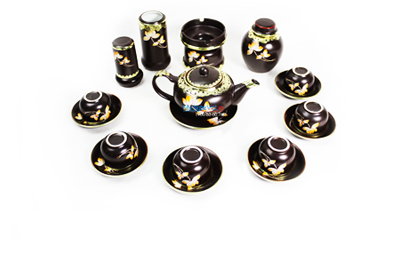 Bat Trang Tea set