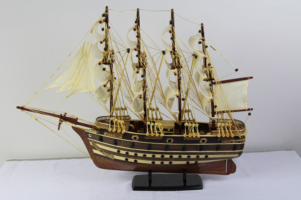 Jylland Ship Model (Body 40cm) - MNV-TB27