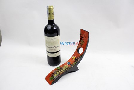 Lacquer Painting Wine Rack MNV_CRSM33