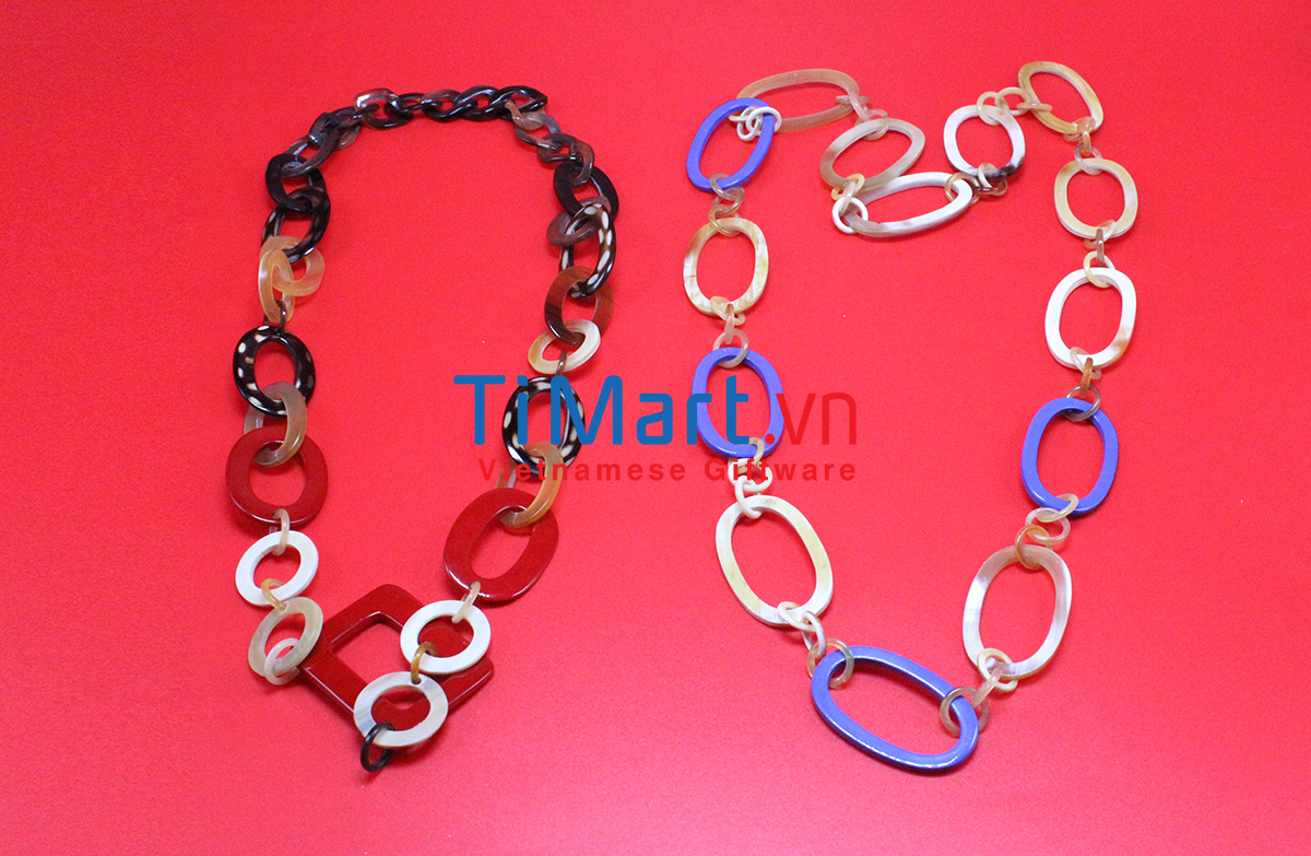 Horn Necklace - MNV-MNTD10/1B