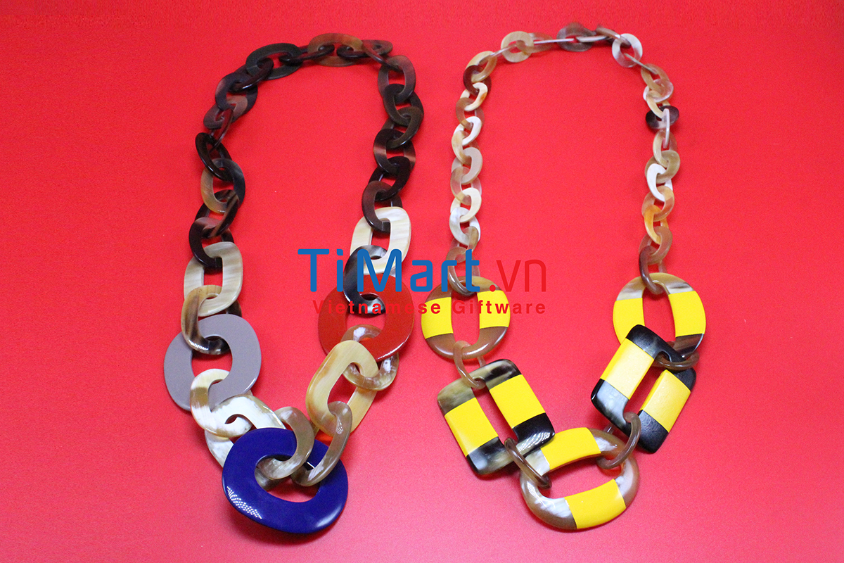 Horn Necklace - MNV-MNTD10/2C