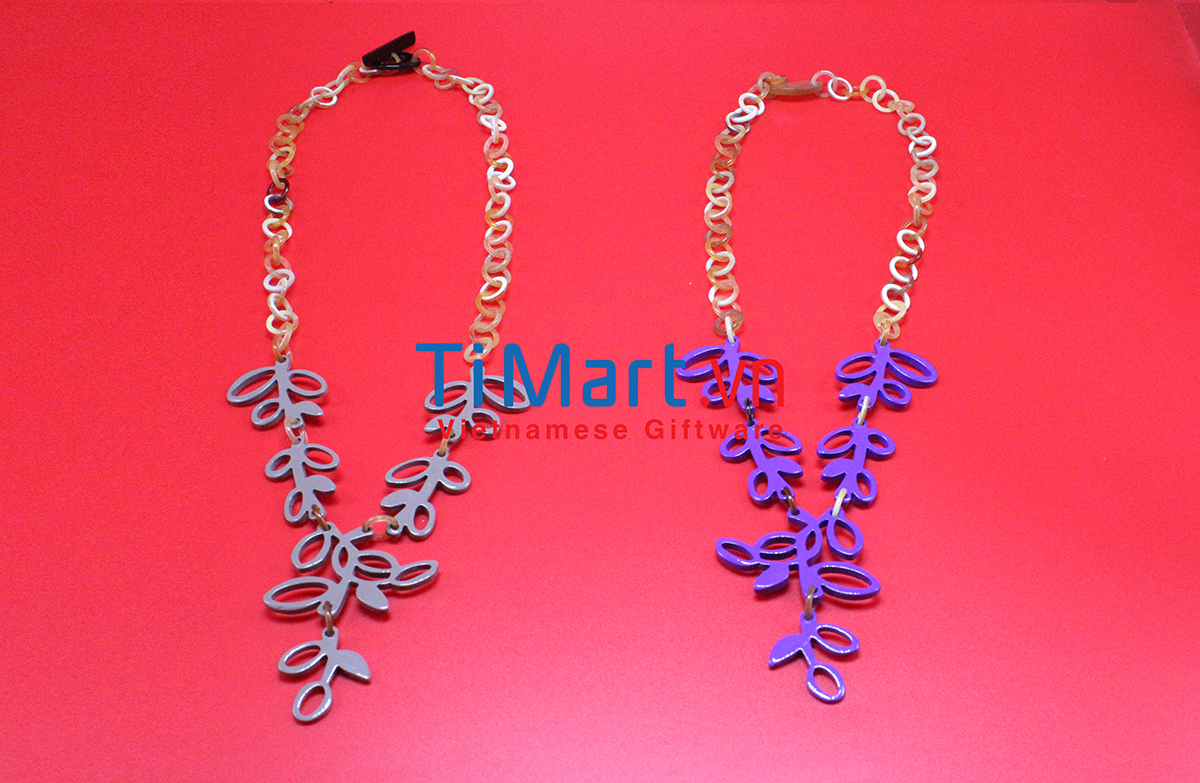 Horn Necklace - MNV-MNTD10A
