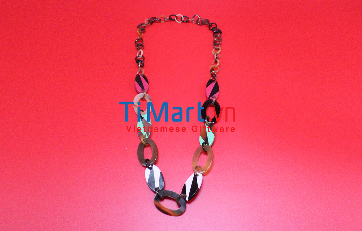 Horn Necklace - MNV-MNTD10B