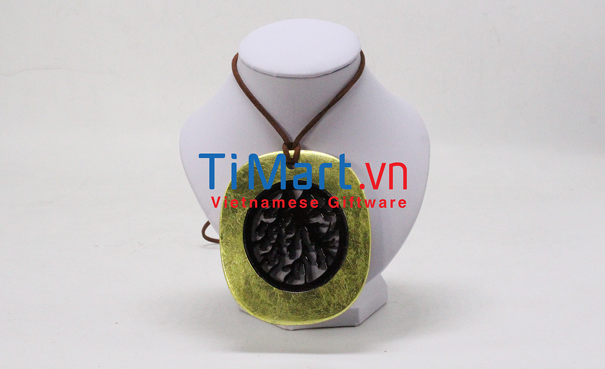 Horn Necklace - MNV-MNTD11/2B