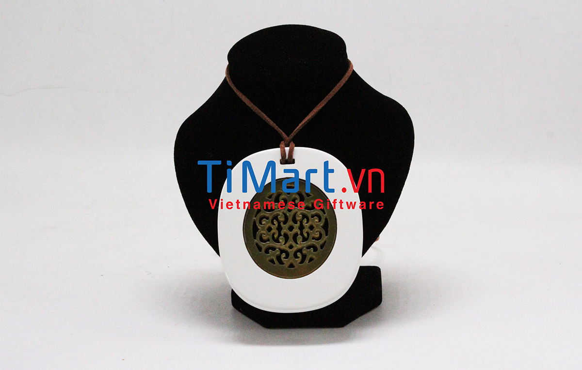 Horn Necklace - MNV-MNTD11/2F