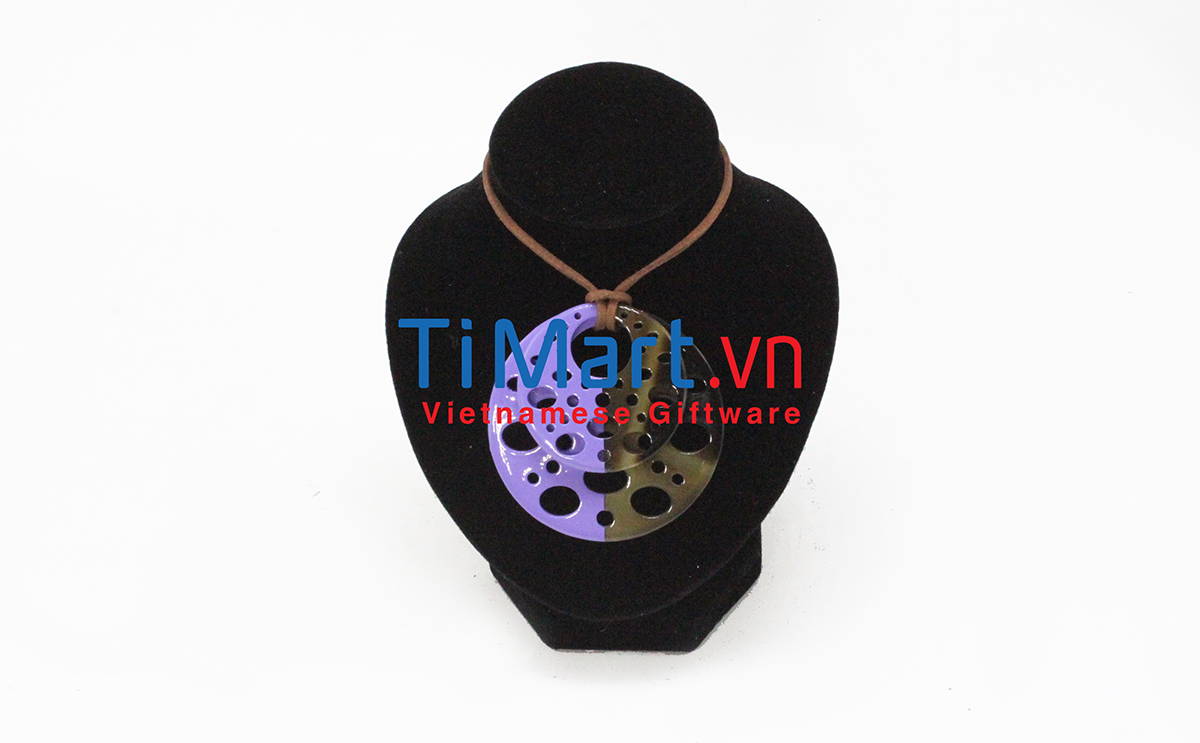 Horn Necklace - MNV-MNTD11/1K