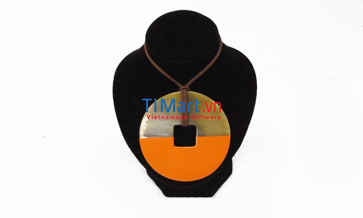 Horn Necklace - MNV-MNTD11/1I