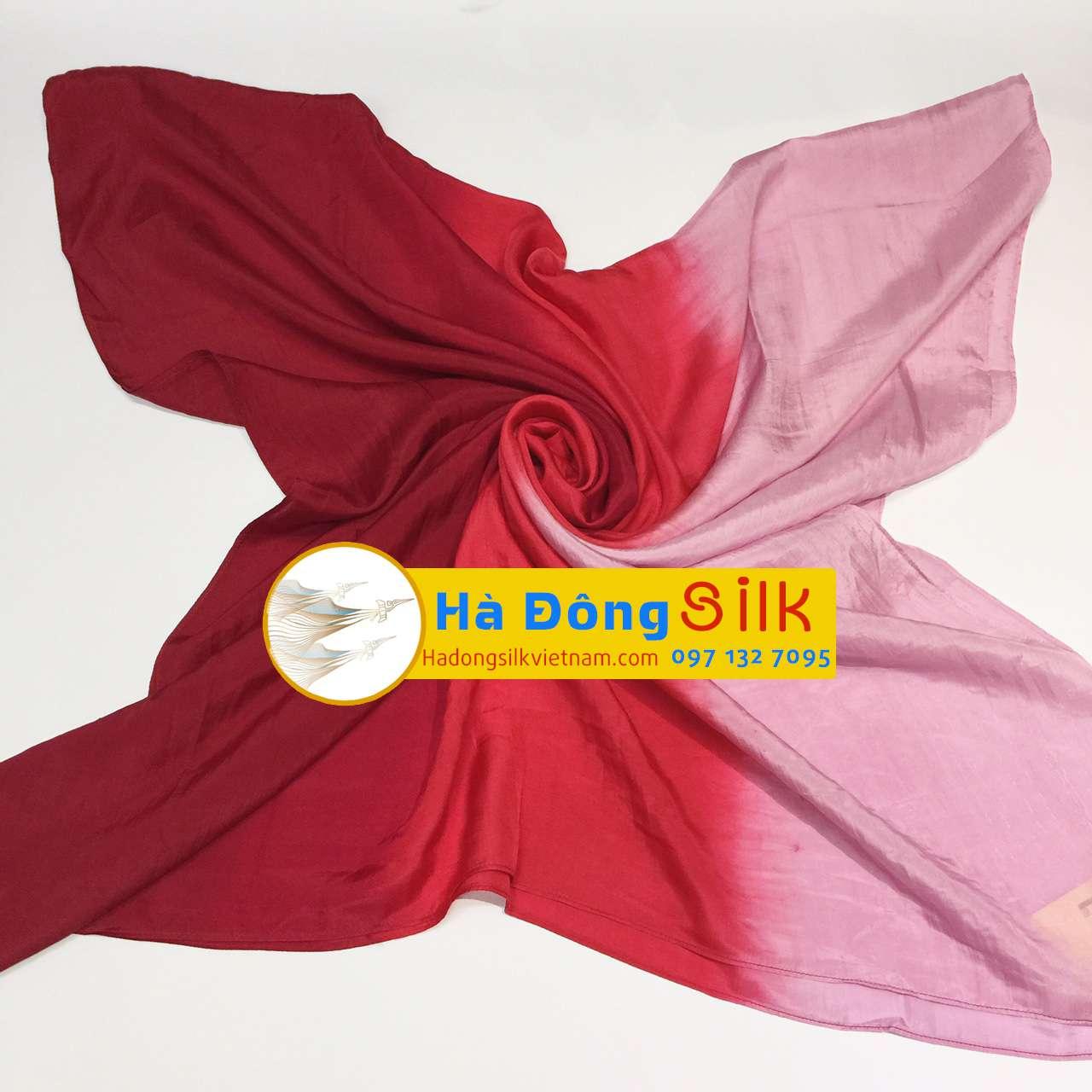Silk Scarf - MNV-KL120