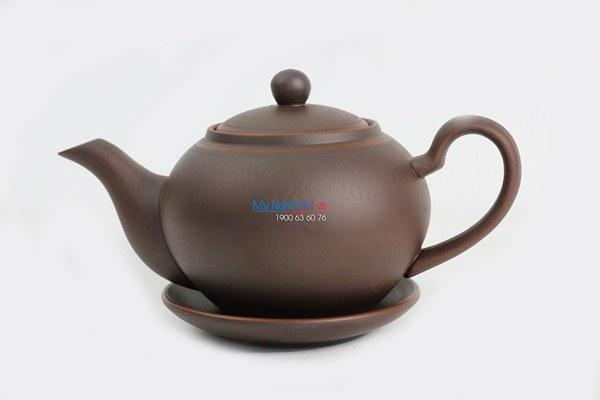 Bat Trang Tu Sa Tea set MNV-TS124-1
