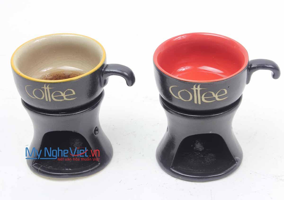 Small Coffee Stove (multicolored) MNV-BD07
