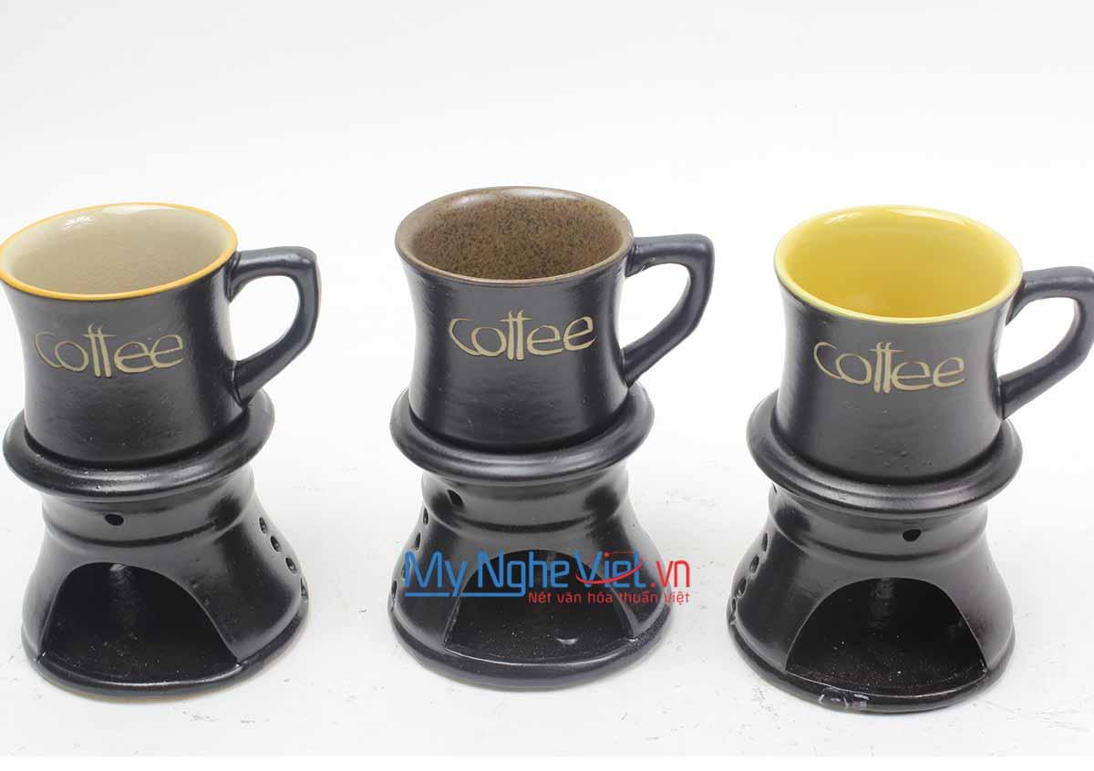Large Coffee Stove (multicolored) MNV-BD05