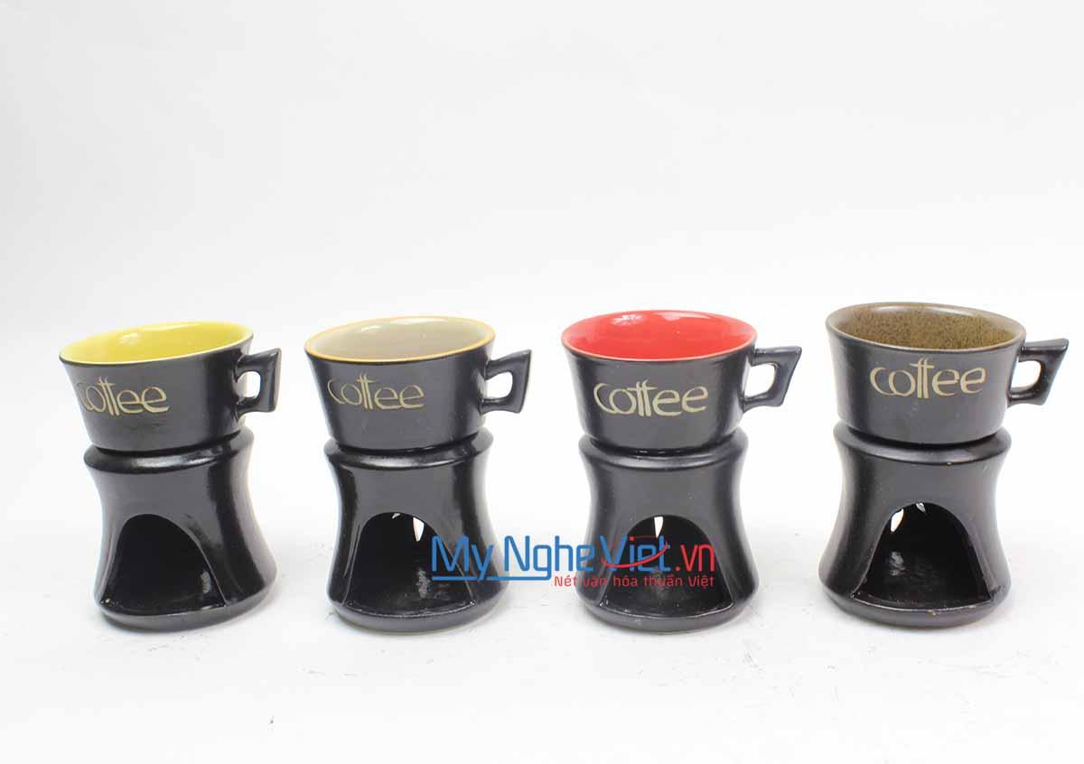 Medium Coffee Stove (multicolored) MNV-BD06