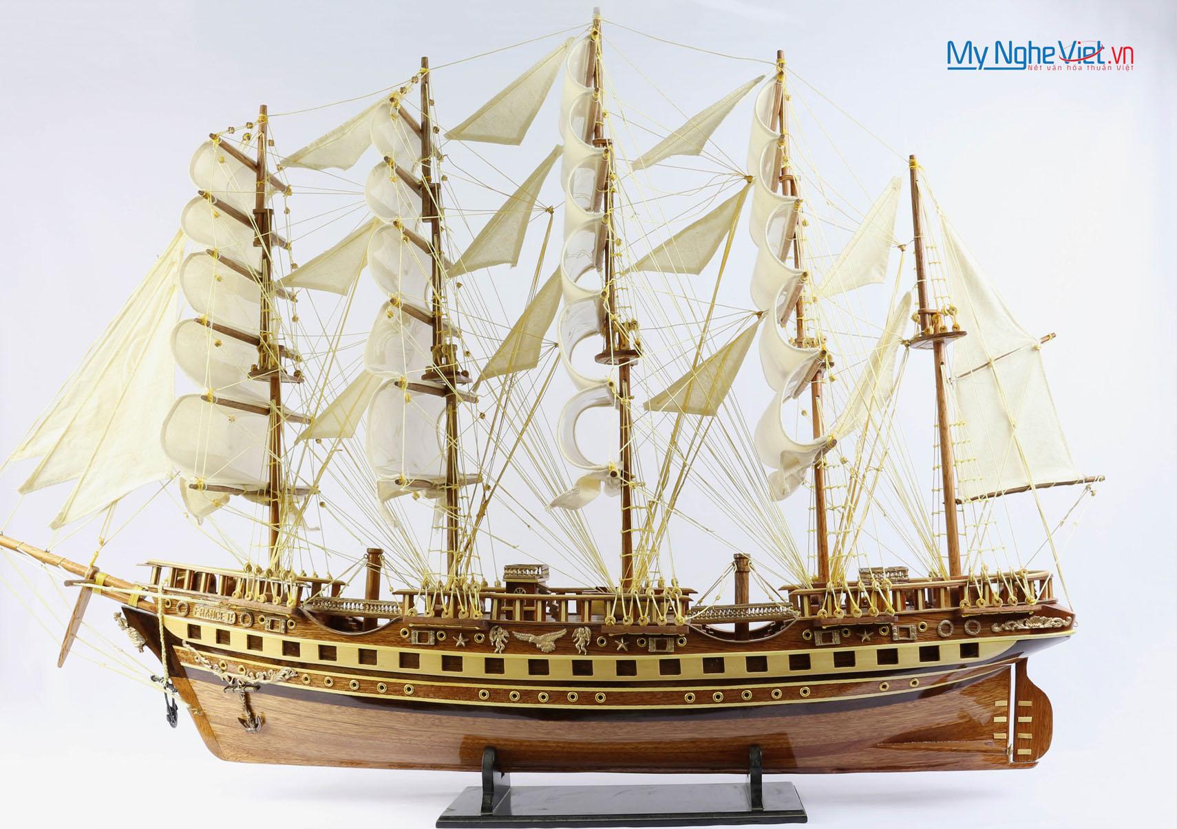 Model boat ( Hull 80Cm) MNV-TB02