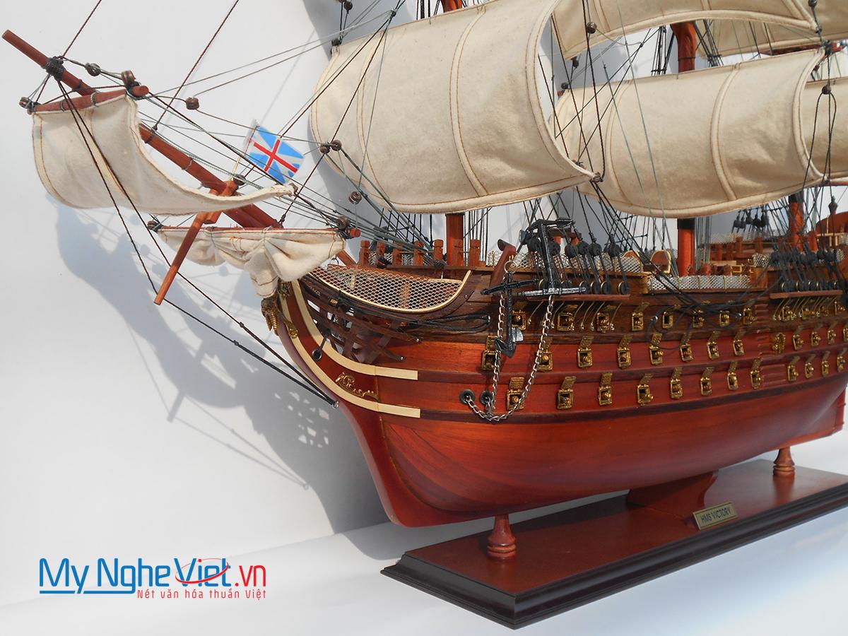 Mô hình tàu HMS Victory
