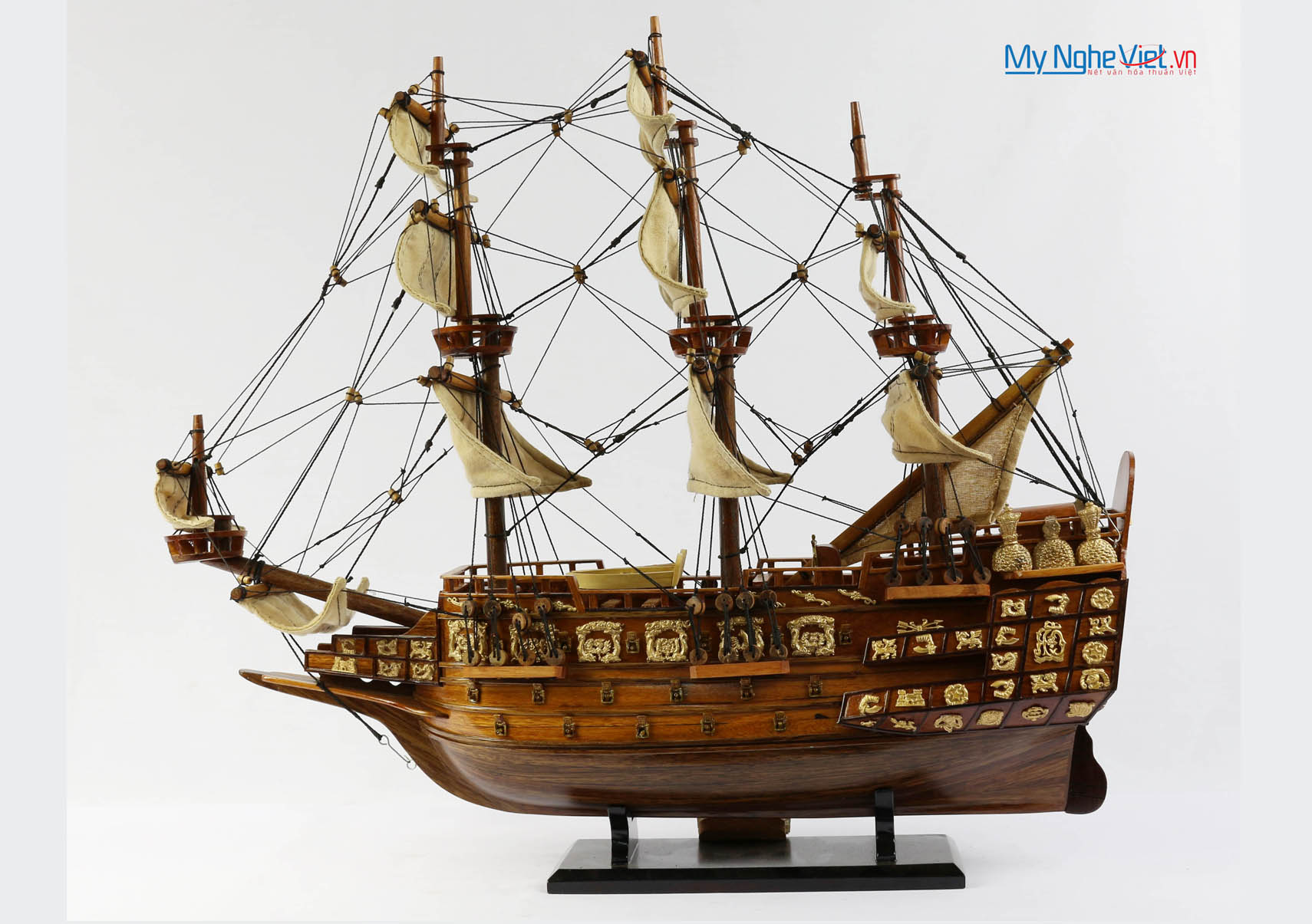 Sovereign of the seas Ship Model (Hull 60cm) MNV-TB33