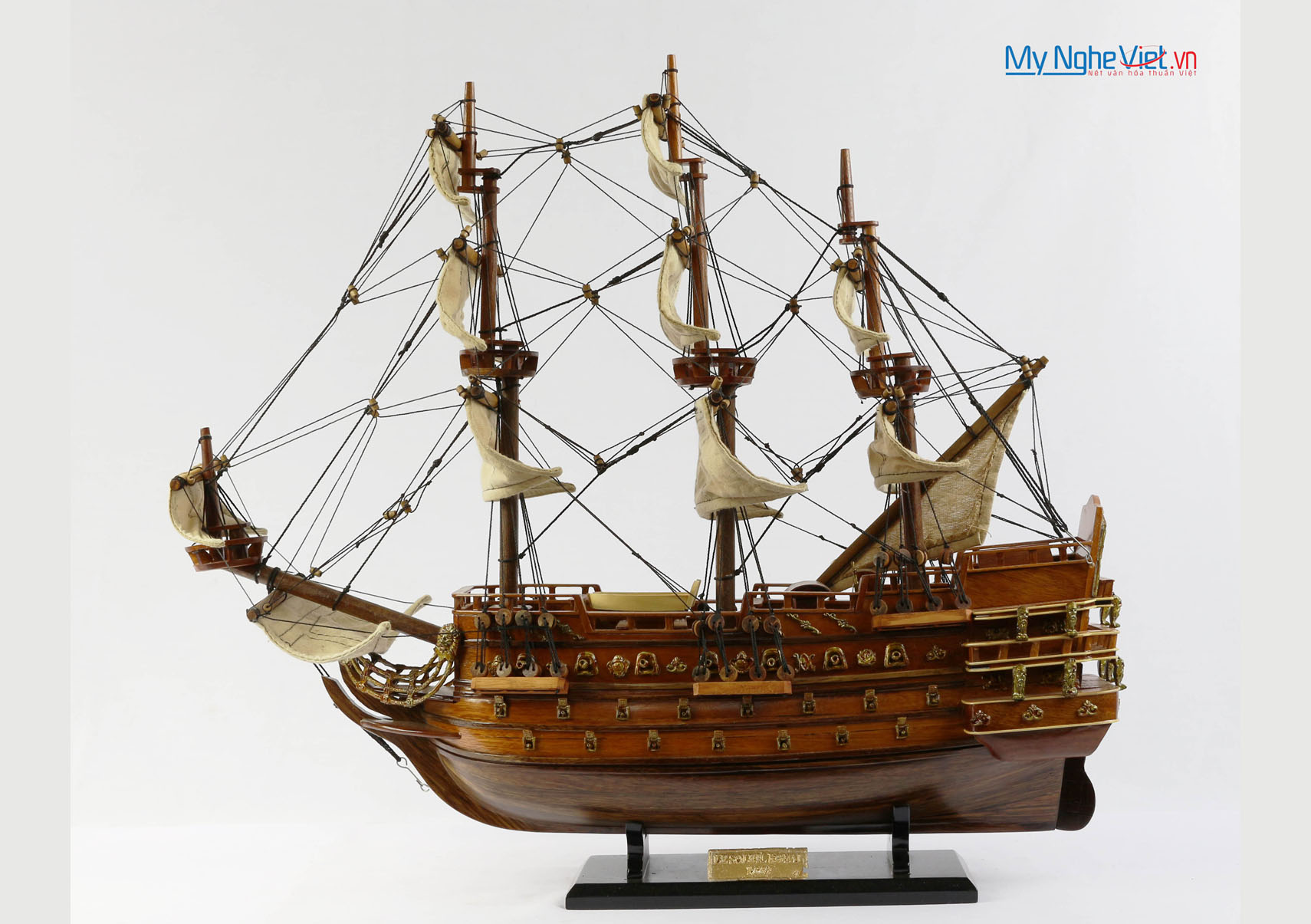 Soleil Royal - Tàu đô đốc thiện chiến