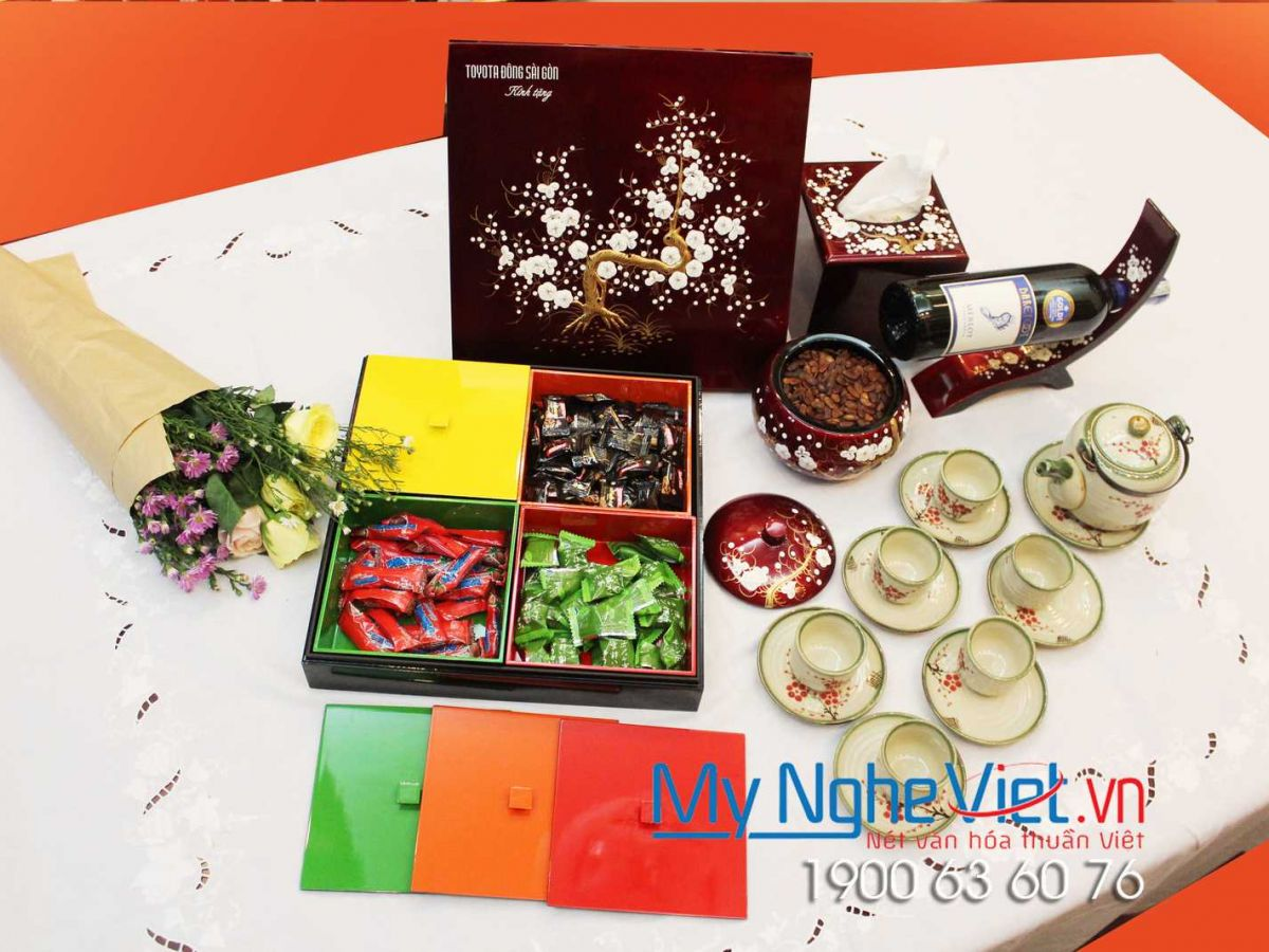 Tet holiday gift set MNV-QT152