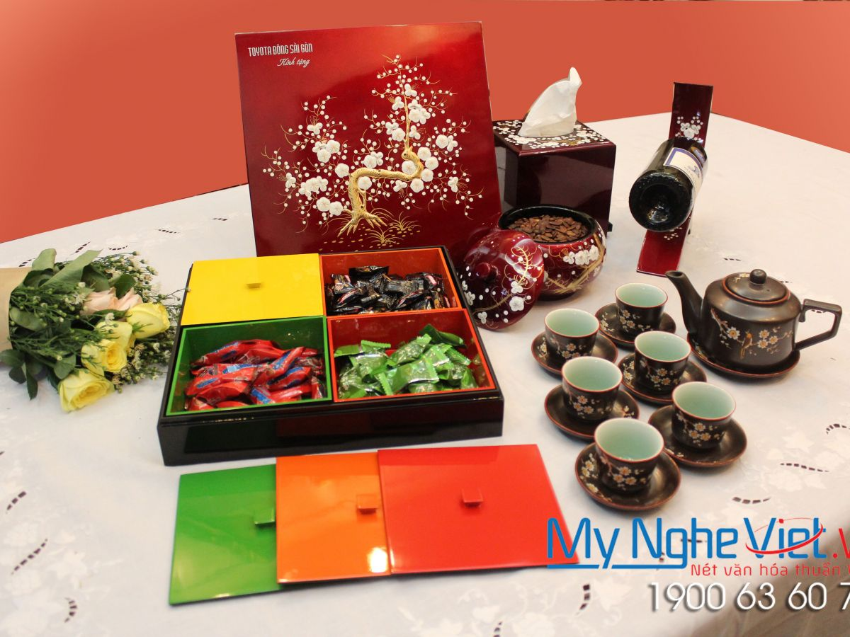 Tet holiday gift set MNV-QT154