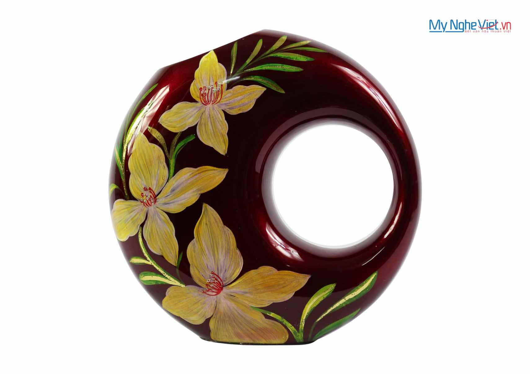 Lacquer vase MNV-LHSM03-2