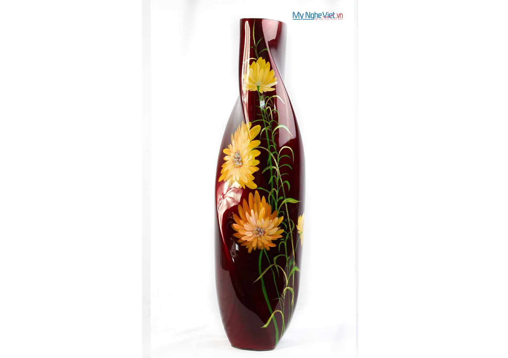 Lacquer vase MNV-LHSM04