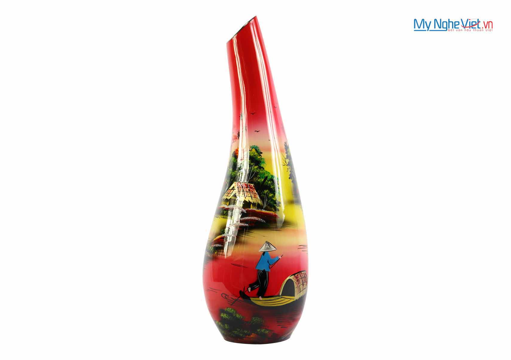 Lacquer vase MNV-LHSM06-6