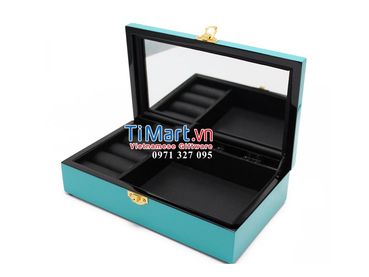 Lacquer Jewellery Box MNV-SPC003-4