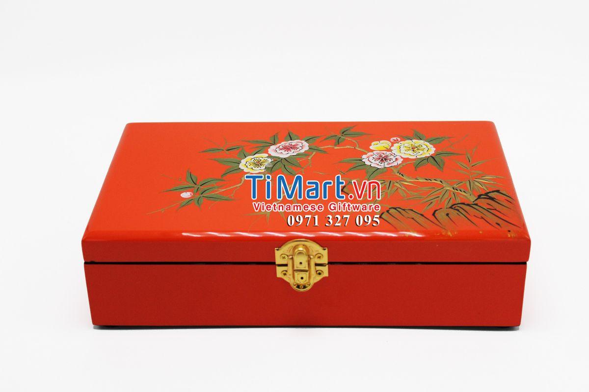 Lacquer Jewellery Box MNV-SPC0017-2
