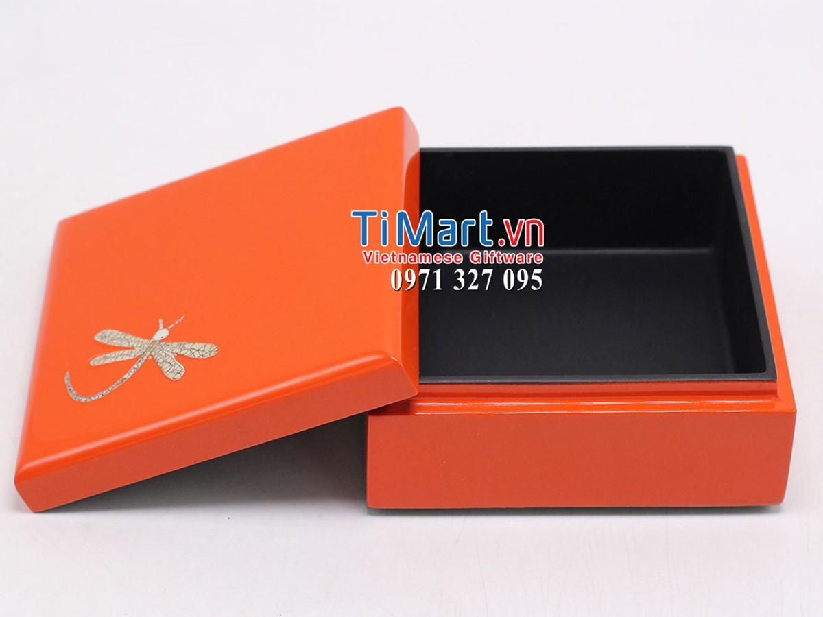 Lacquer Jewellery Box MNV-HTS62