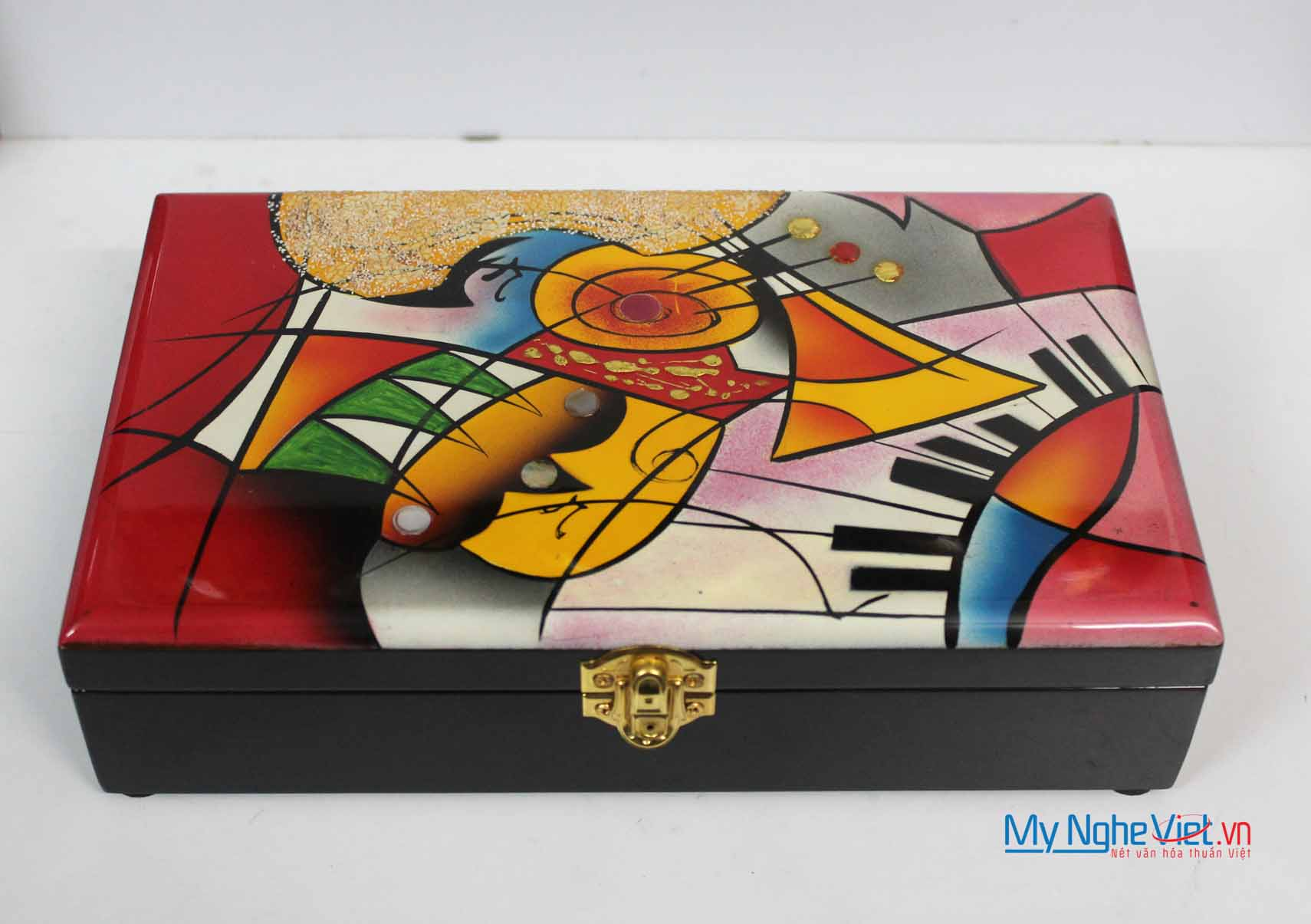 Picasso jewellery box MNV-HTN37