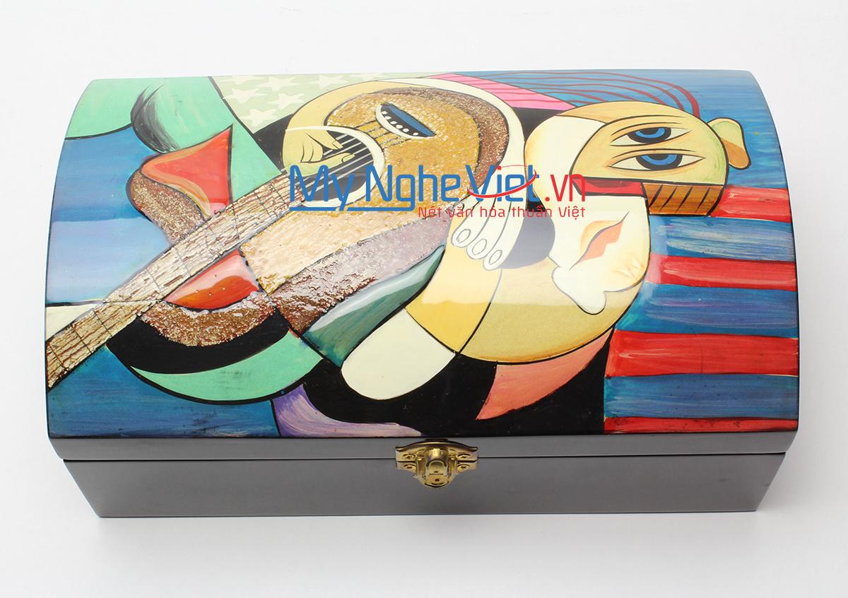Picasso jewellery box MNV-SMA467