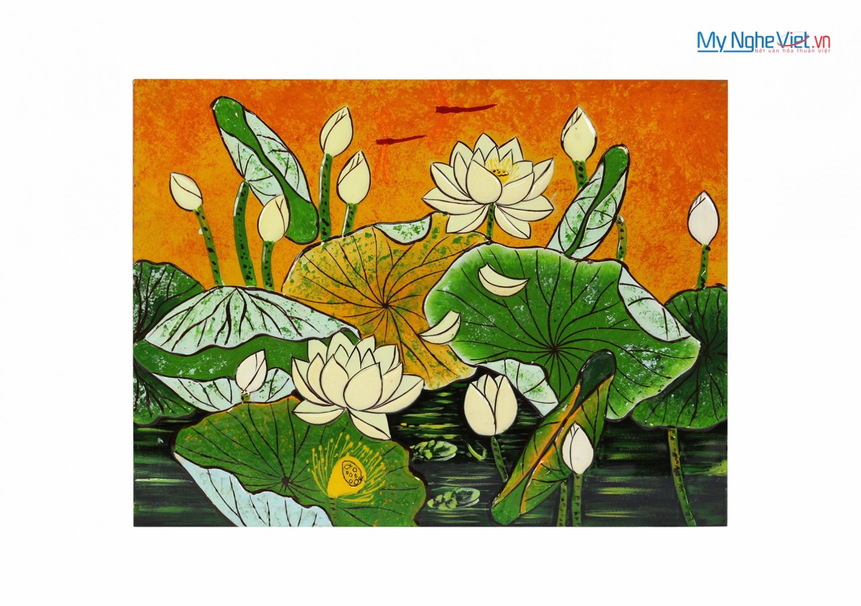 Lotus Painting MNV-SMA474