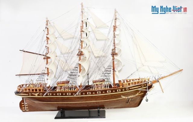 Cutty Sark Ship Model (body 80cm) MNV-TB024