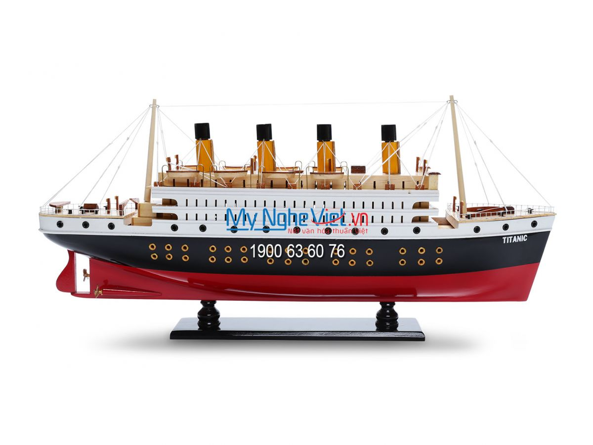 Titanic Ship Model (Body  80cm) MNV-TB10A
